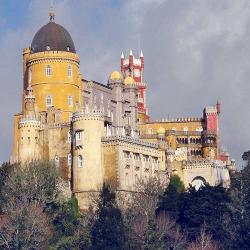 Palacio da Pena: Oldest Palace inspired by European Romanticism