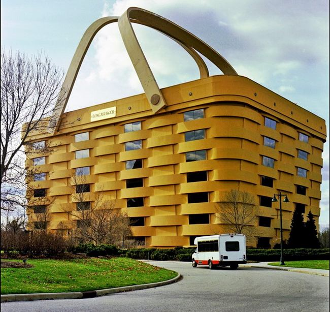 42 of the world 39 s most unusual structures for Unique architecture around the world