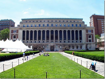 15+Columbia University 11 Top 25 Universities Of The World