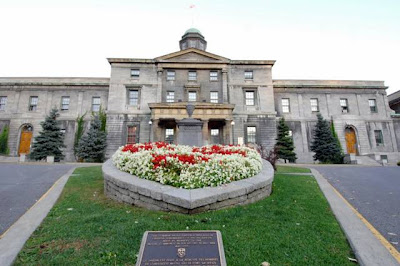 08+Mcgill University Canada 18 Top 25 Universities Of The World