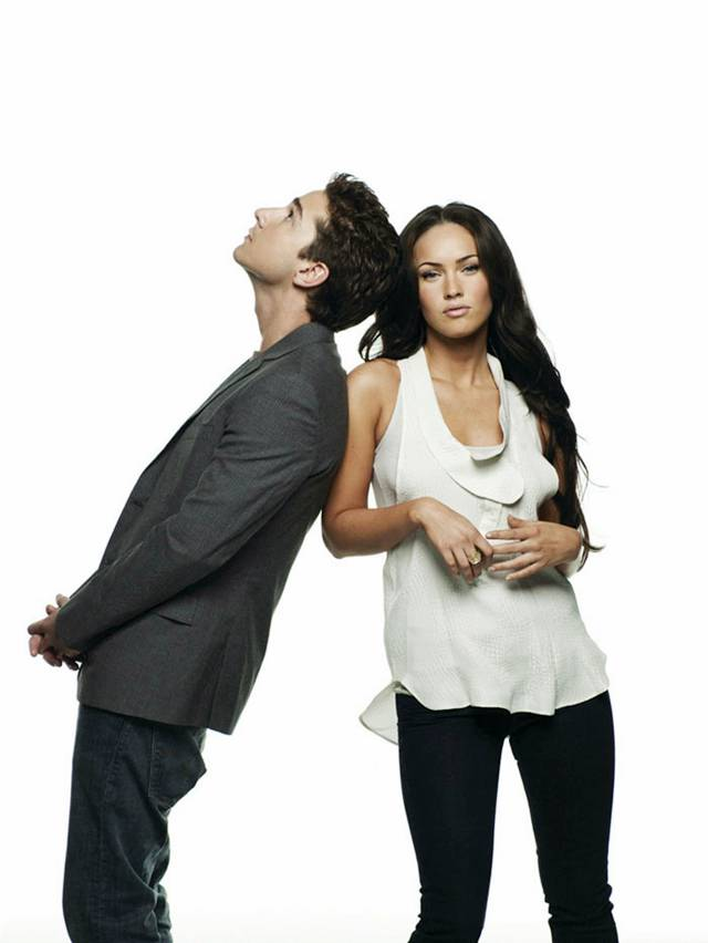 shia labeouf and megan fox photoshoot. Megan Fox and Shia LaBeouf