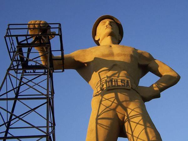 America's 24 Best Adventure Towns Tulsa-Oklahoma