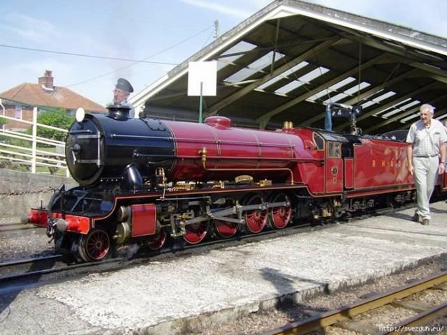 Smallest Railway - Kent, England
