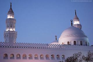 Darul Arqam dan Masjid-masjid di Sekitar Masjidil Haram