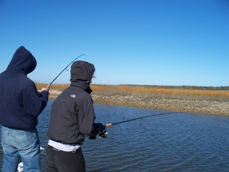 North florida fishing report cold weather hot fishing for Fishing weather report