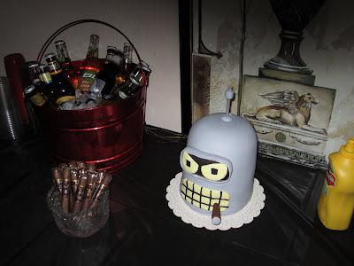 Bender cake