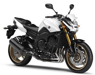 Come up with 2011 Yamaha FZ8