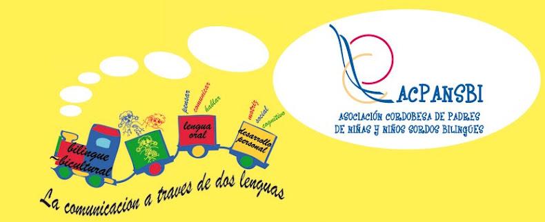 Asociación Cordobesa de Padres de Niñas y Niños sordos Bilingües.