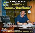 """Escucha """"ANIMESE, USTED TAMBIEN"""" por Radio MI Pais - Martes de15 A 16 hs -"""