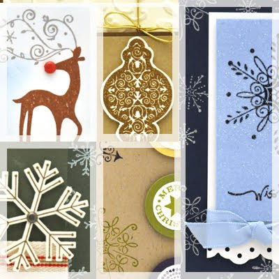 Evergreen Shimmer Wow Christmas Card featuring Stampin' Up! - YouTube