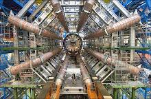 LHC CERN ATLAS