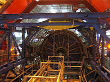 LHC CERN ALICE