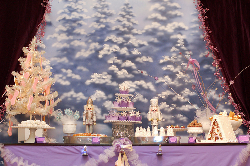 Real Parties Sugar Plum Fairy Birthday Party The