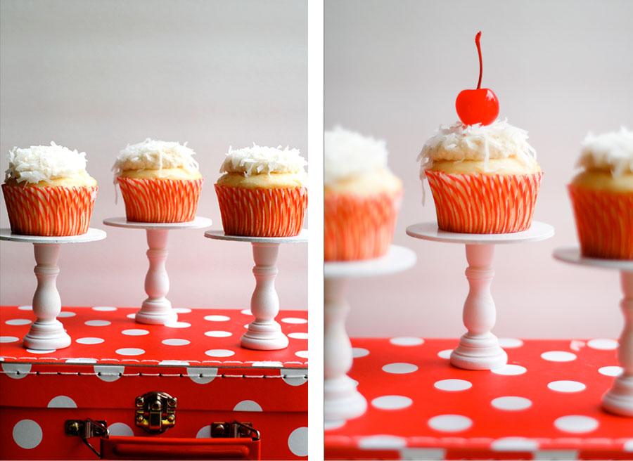 Making Mini Cupcakes