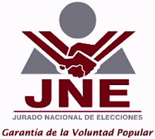 JURADO NACIONAL DE ELECCIONES