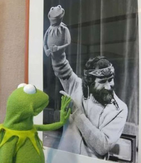 The late, great Jim Henson