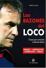 "Libro ""Las Razones del Loco: claves para entender a Marcelo Bielsa"""