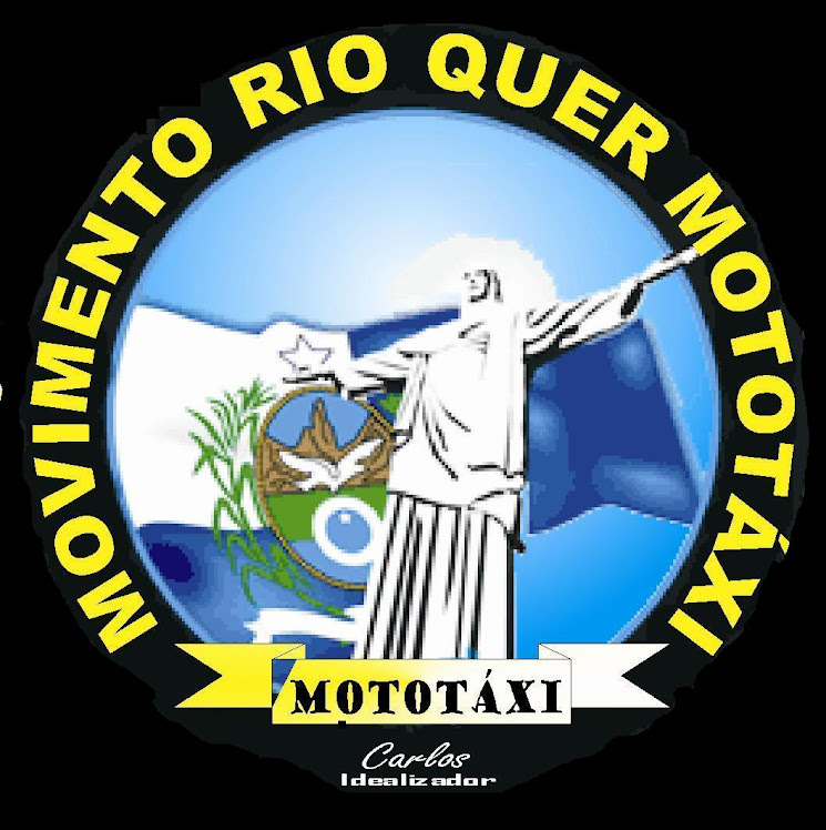 Movimento Rio quer MotoTaxi