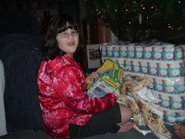 Teresa at Christmas