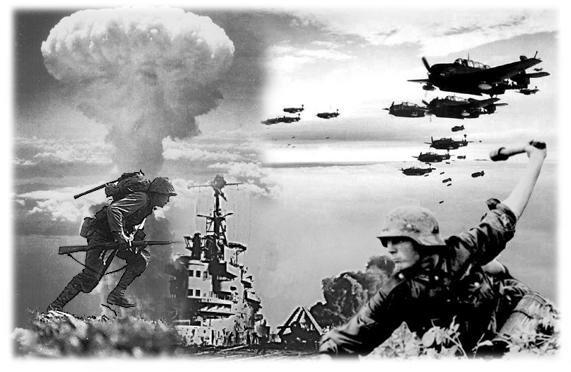 ... Universal Contemporánea: El mejor mapa de la Segunda Guerra Mundial
