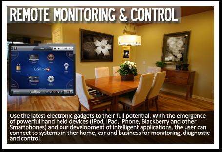 Remote Monitoring & Control