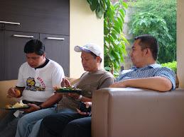 Silaturahmi Alumni Agt 08