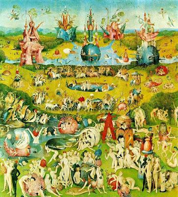 El Jardín de las Delicias - Hieronymus Bosch