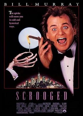 'Scrooged'