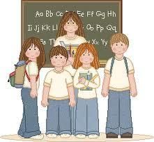 """Alumnos de 4to. Grado, Secc. """"B"""""""