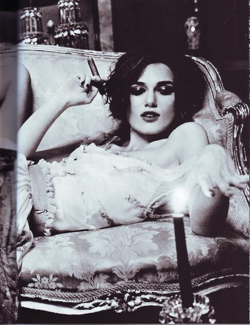 keira knightley italian vogue. Keira Knightly, Vogue Italia photographed by Ellen Von Unwerth.