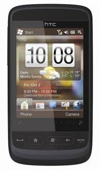 New HTC Touch2 India