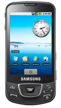 Samsung Galaxy I7500 India