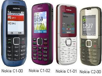 Nokia C Series Dual SIM Mobile Phones Launched at Affordable Price