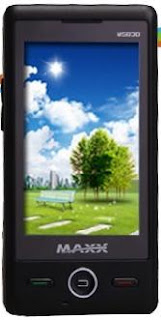 Maxx MS830 Dual SIM Touchscreen Mobile