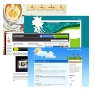 Cara Membuat template sederhana Blogspot Part 7