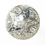 Silver Star Concho