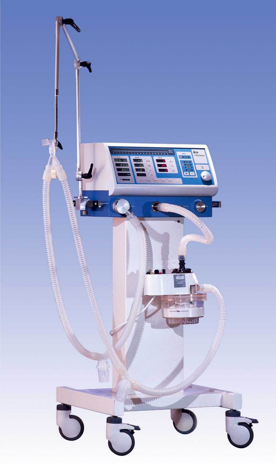 breathing assistance machine