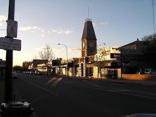 Clare main street