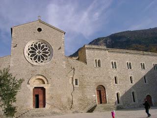 abbazia di Valvisciolo