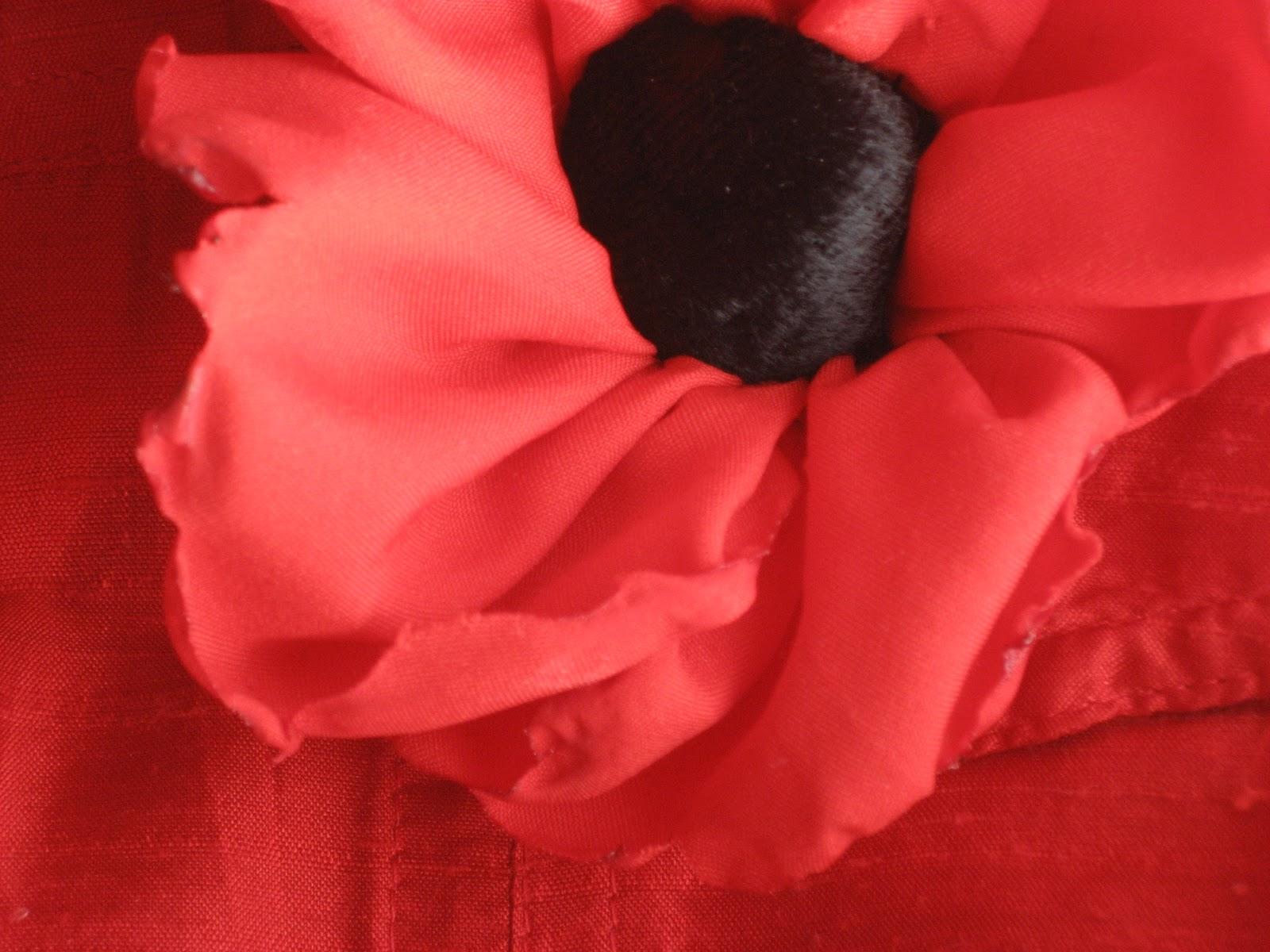 house revivals burnt edge poppy for memorial day