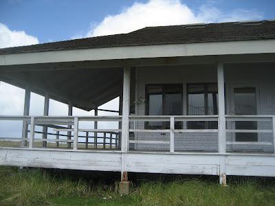 The beach house has this wonderful wrap around porch for Beach house with wrap around porch