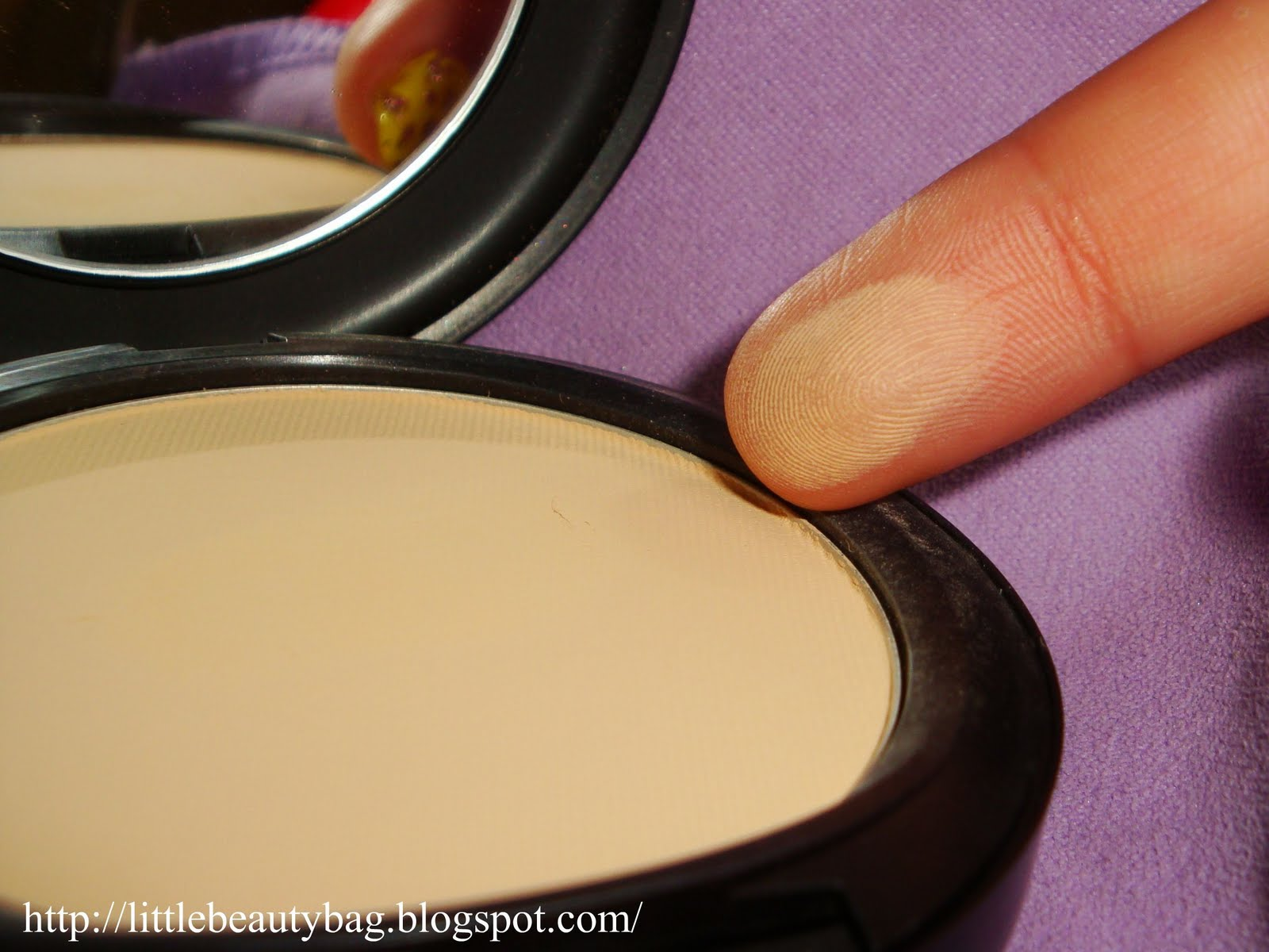 Your Little Beauty Bag Product Reviewmac Studio Fix Powder Plus