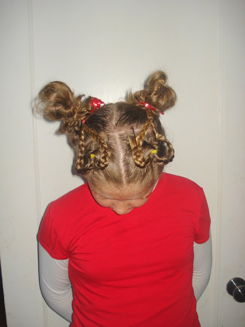 Hairstyles For 5th Grade : Room mom 101: february 2010