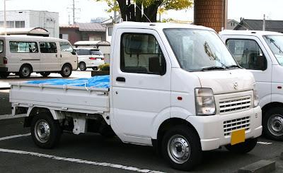 Mazda Scrum Truck KU Special