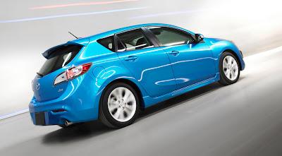 Electrohydraulic Mazda 3 5door