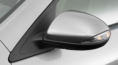 outside mirrors Mazda 3 2010