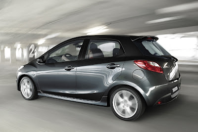 Mazda bumper