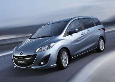 new Mazda Premacy FC-EV