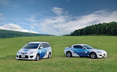 Mazda Premacy RX-8
