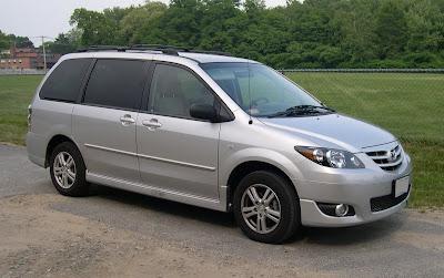 Mazda Deluxe VS MPV Model